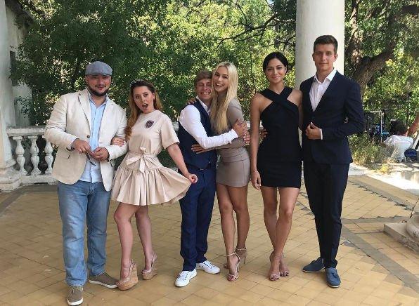 Настасья Самбурская опубликовала фото из загса