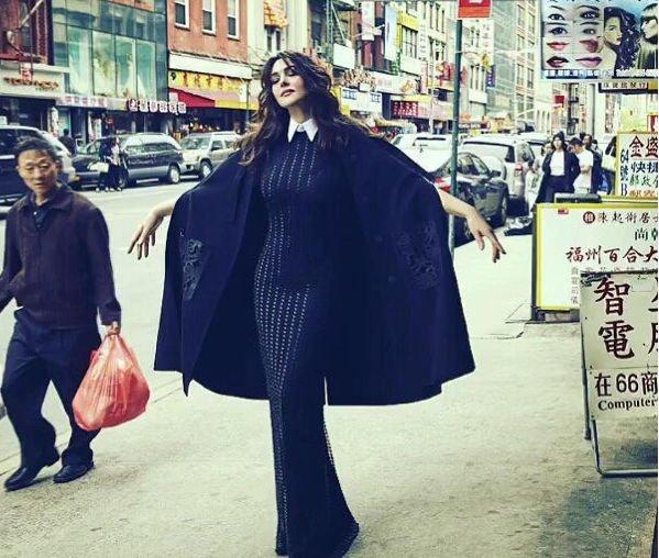 Моника Беллуччи произвела фурор в новой фотосессии