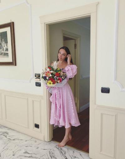 Алена Водонаева с размахом отметила день рождения в Италии