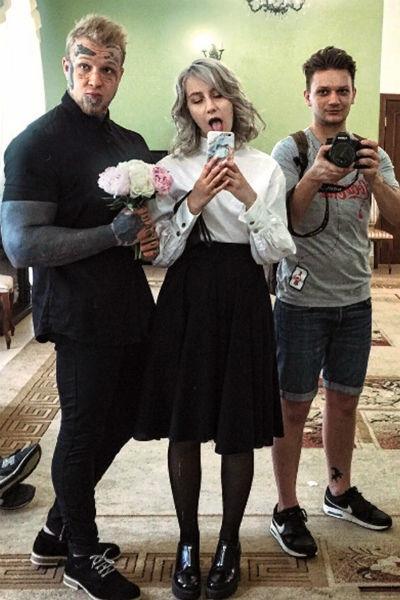 Елена Яковлева женила сына