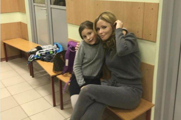 Дана Борисова решила обратиться к дочери через соцсети