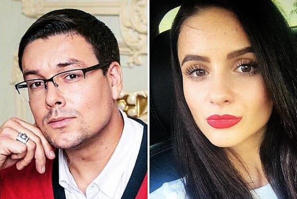 Андрей Чуев имеет серьезные намерения по отношению к новой девушке