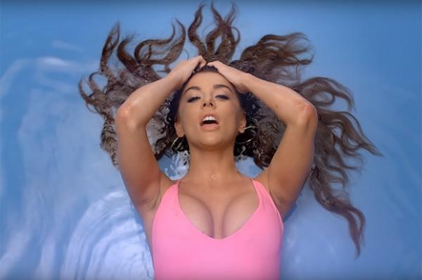 Анна Седокова выпустила  клип на песню «Увлечение»