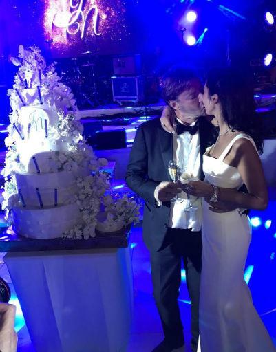 Подольская и Пресняков зажгли на шикарной свадьбе