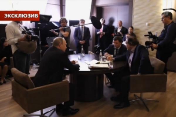Оливер Стоун раскрыл тайны интервью с Владимиром Путиным