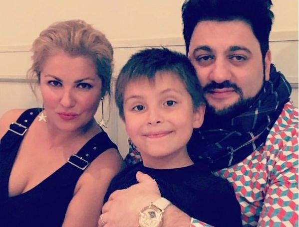 Анна Нетребко разрешает сыну выбирать интересные ему занятия