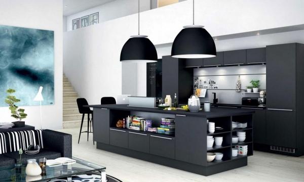 Топ 5актуальных тенденций кухонной моды