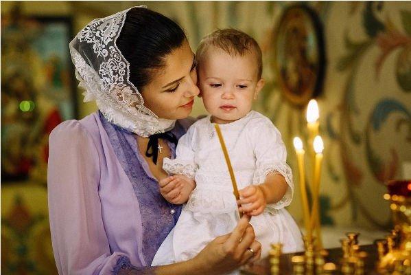 В семье Алексея Рыжова произошло знаменательное событие