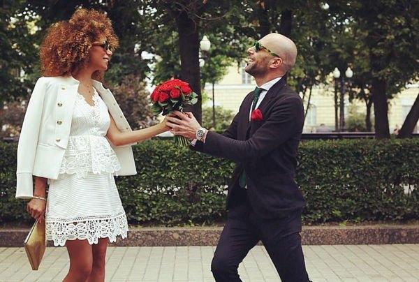 Евгений Папунаишвили впервые сообщил подробности своего бракосочетания