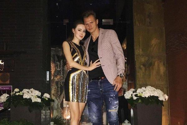 Дмитрий Тарасов организовал Анастасии Костенко роскошный отдых
