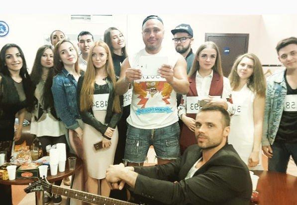 """Рустам Солнцев сообщил о том, что было на кастинге """"Голоса"""""""