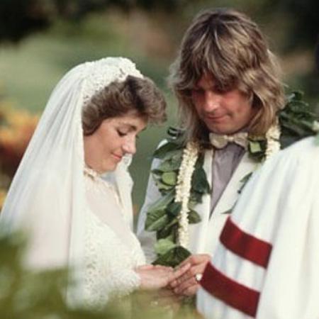 Оззи и Шэрон Осборн трогательно поздравили друг друга с 35-й годовщиной свадьбы