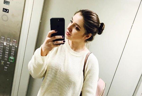 Алия Мустафина опубликовала первое фото новорожденной дочери