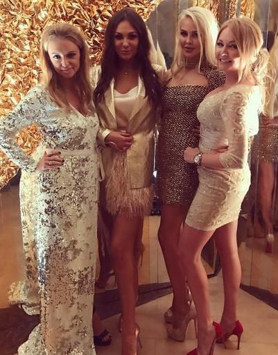 Пынзарь, Погребняк и Кержакова оторвались на «золотой» вечеринке