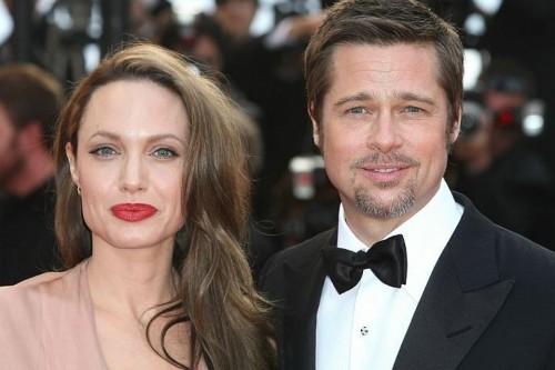 Анджелина Джоли впервые заговорила о развеоде с Брэдом Питом