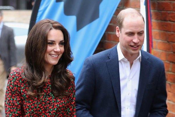 Кейт Миддлтон и принц Уильям посетили школу, в которую пойдет их сын
