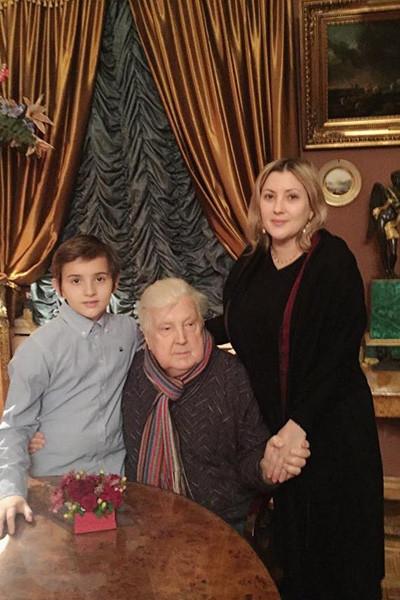 Умер известный художник Илья Глазунов