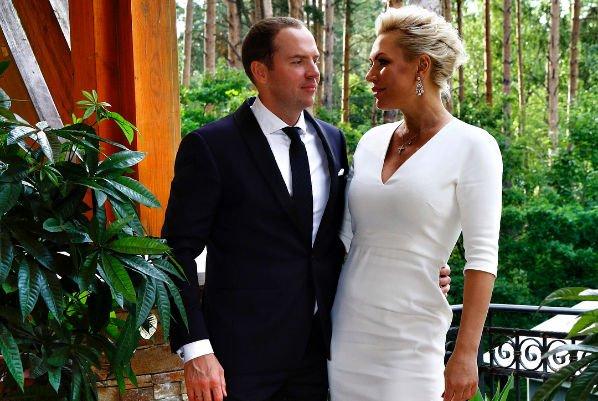 Сергей Жорин и Наталья Рогозина стали мужем и женой