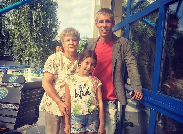 Алексей Панин победил в суде за опеку своей дочки