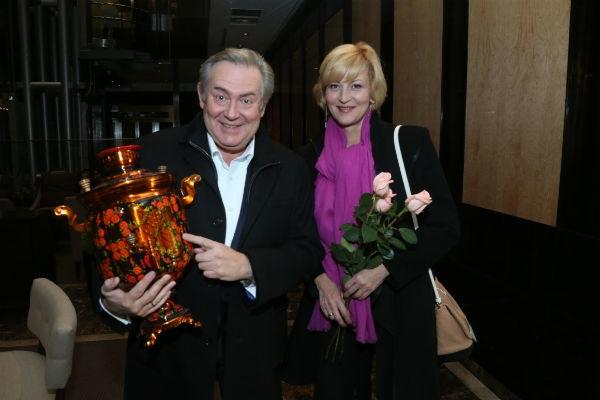 Юрий Стоянов: «Не желаю дочерям такого мужа, как я»