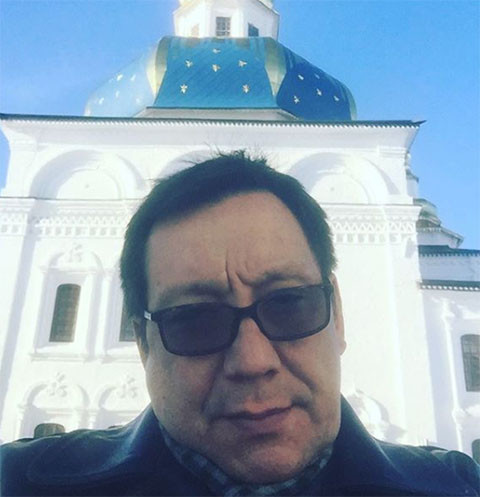 Егор Кончаловский изменил имя сыну ради православия