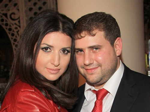 Муж Жасмин появился на Дне Независимости Молдавии после скандала