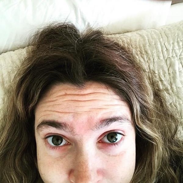Дрю Бэрримор ужаснула поклонников селфи без макияжа