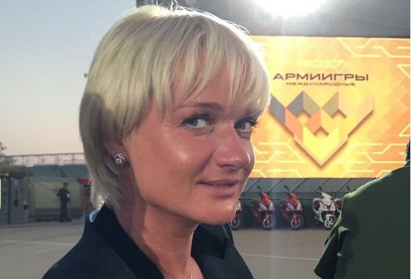 Светлана Хоркина поведала, кто же отец ее наследника