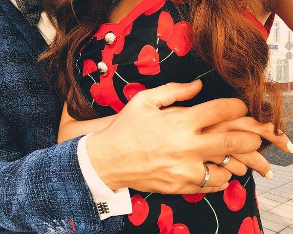 Анастасия Лисова связала себя узами брака с избранником