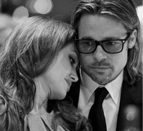 Брэд Питт затаил обиду на Анджелину Джоли