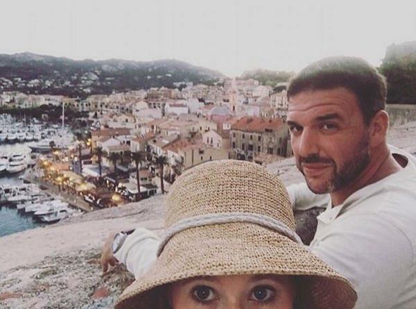 Ксения Собчак и Максим Виторган делятся снимками с отдыха