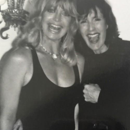 Голди Хоун рассказала о смерти своей подруги