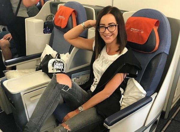 Ольга Бузова путешествует по США