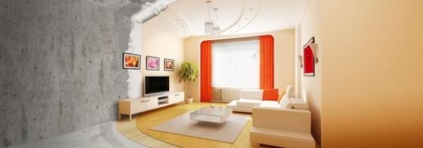 Характерности комплексного ремонта квартиры