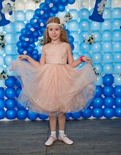Дочь Аркадия Укупника с размахом отметила шестилетие