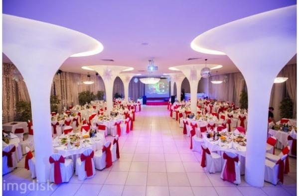 Выбор банкетного зала для свадьбы в Москве