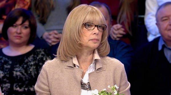 Вера Глаголева не захотела проходить химиотерапию перед смертью