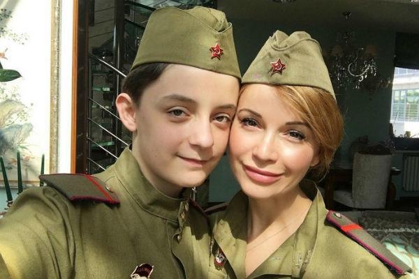 Сын Ольги Орловой: «В любви я неопытный товарищ»