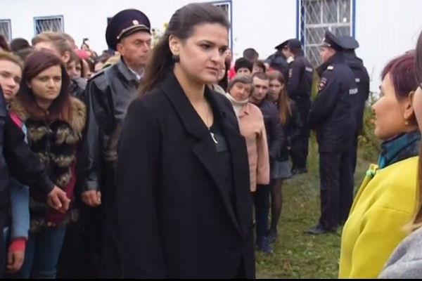 Виктория Райдос едва не пострадала во время съемок