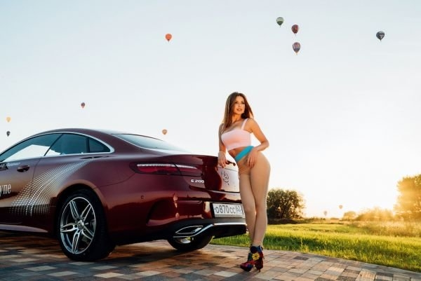 Модель Натали Соболева рассказала о своей любви к «немцам»