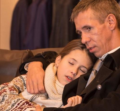 Как дочь Алексея Панина реагирует на злостные высказываниями про отца