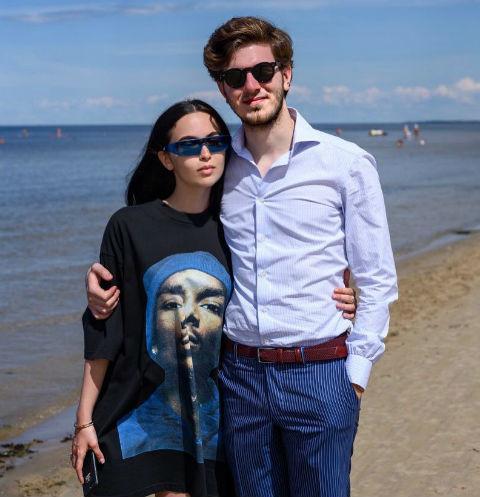 Сарина Турецкая и Торнике Церцвадзе закатили шикарную свадьбу