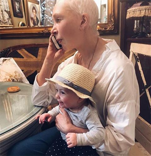 Внучка Татьяны Васильевой пострадала от рук няни