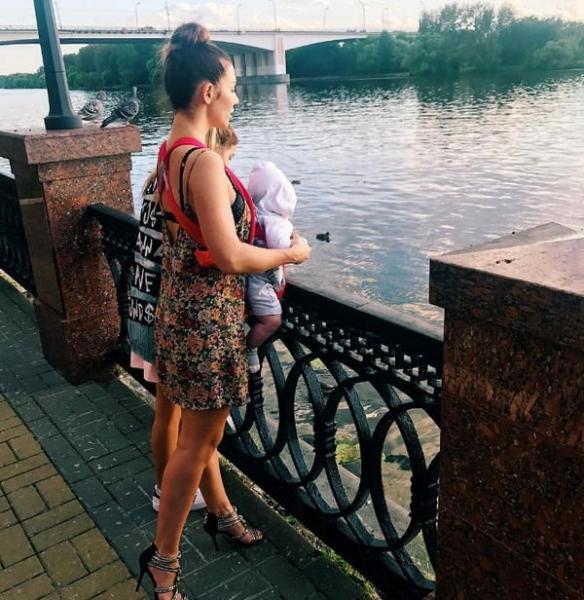 Анна Седокова разорвала отношения с отцом своего сына из-за непримеримых разногласий