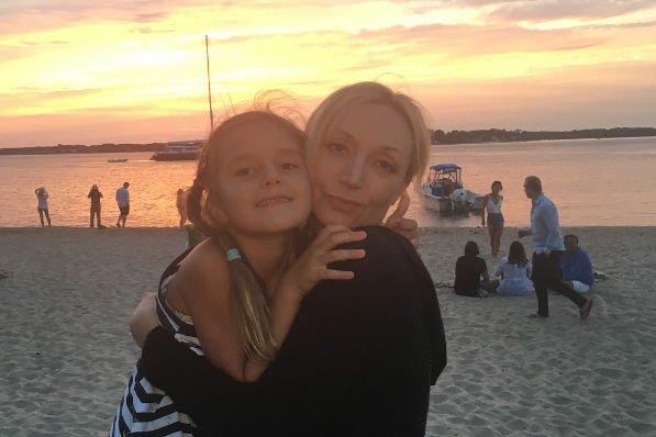 Кристина Орбакате публикует фотографии с отдыха