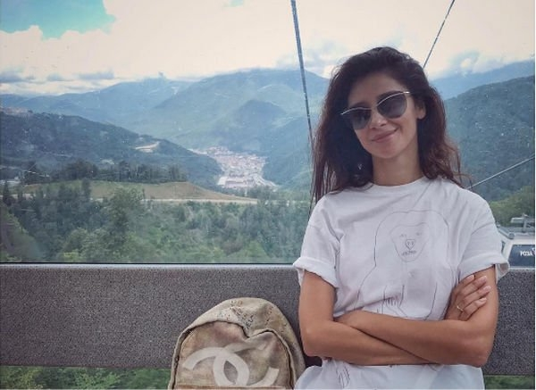 Равшана Куркова впервые прокомментировала новость о замужестве