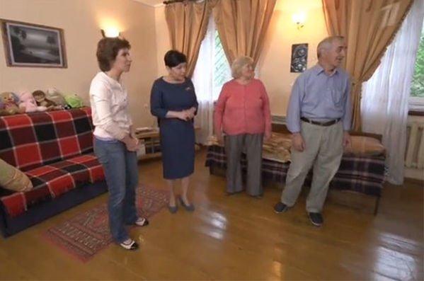 Светлана Зейналова решила вдохнуть новую жизнь в гостиную родителей
