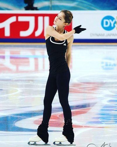 Страдавшая от анорексии Юлия Липницкая завершила спортивную карьеру
