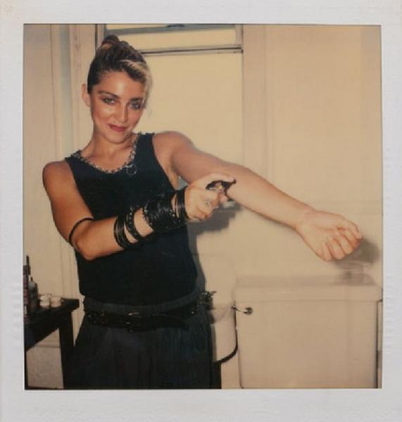 В Интернете опубликованы архивные фото юной Мадонны