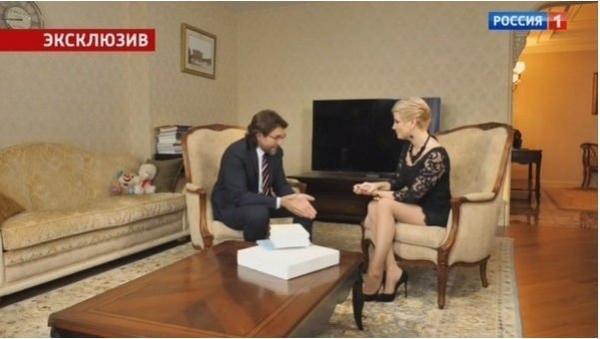 Мария Максакова снова начала общаться со своей мамой